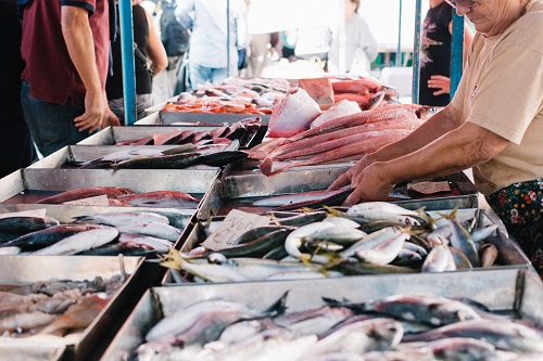 Poissonnerie en ligne poisson à domicile